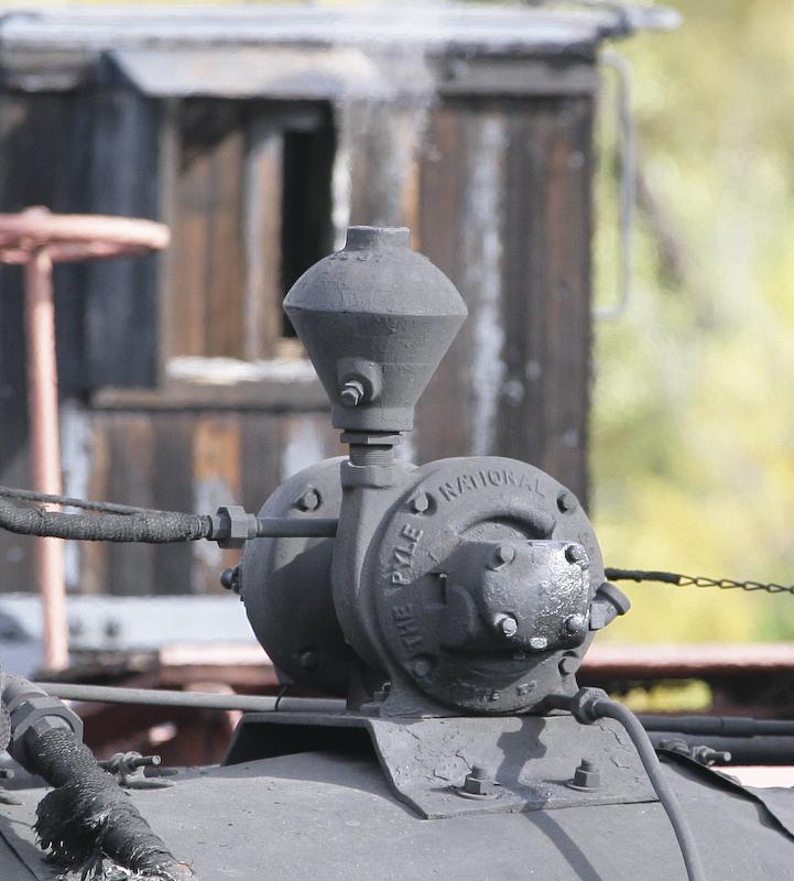 Shooting In Antonito Colorado: Cumbres And Toltec Scenic Railroad 20070928