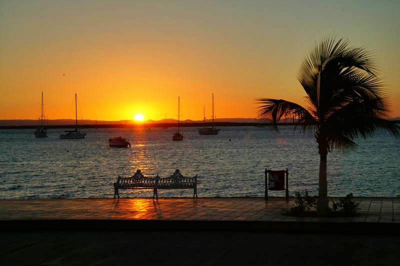 Sunset (Buod)- Paz Laterna